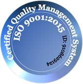 Certified ISO 9001:2015